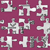 A free jigsaw puzzle with a hidden quote in mystery mode-