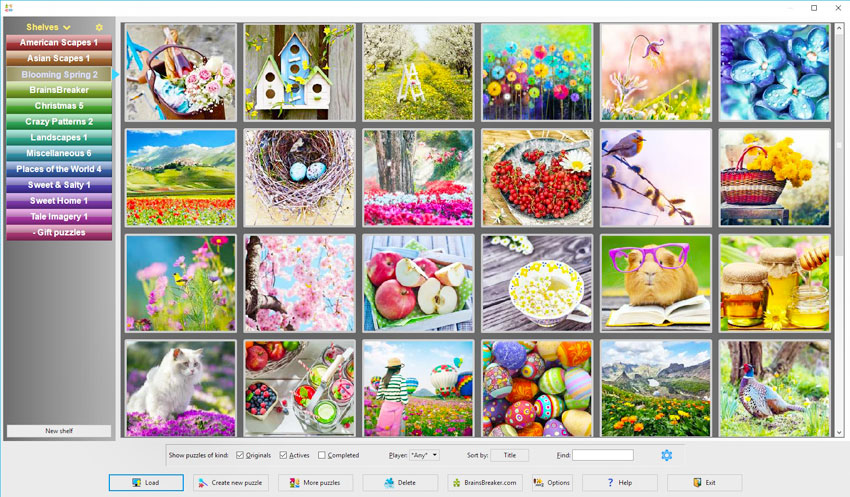 The set Blooming Spring 2 from the gallery of BrainsBreaker