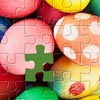 Let' celebrate Easter with a free jigsaw puzzle with almost 100 pieces. Have fun and share!