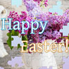 Have fun the Easter holidays with a free jigsaw puzzle. 96 BB pieces, ready to assemble and share.
