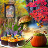 New set of jigsaw puzzles in the paid zone with 40 photos, the Scent of Fall 1. Vibrant pictures of Fall landscapes, Thanksgiving, Halloween, and food. The beauty of Autumn!