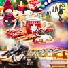 "Two new sets of puzzles to enjoy in the Holidays and following. ""Christmas 3"" with Season motives and ""Dreamlike visions 1"" to explore amusing fantastical paintings and collages."