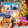 It's here the new Christmas set: 25 jigsaw puzzles to enjoy the Christmas spirit through our favorite hobby! It is at a very special price, don't miss it!