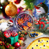 New Christmas set of puzzles for BrainsBreaker, ready for the Holidays and at a very special price. 25 colorful and warm Christmas puzzles, don